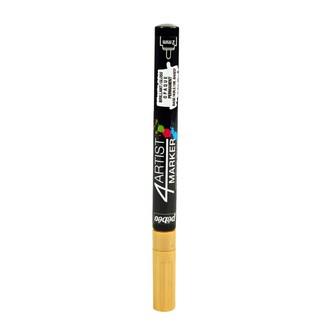 PEBEO - Marqueur de peinture à l'huile à pointe ronde or 2 mm