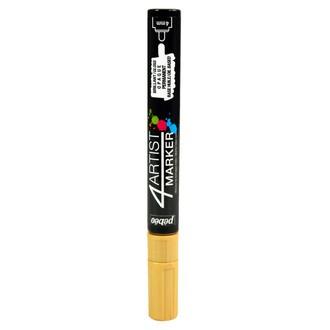 PEBEO - Marqueur de peinture à l'huile à pointe ronde or 4 mm