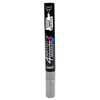 PEBEO - Marqueur de peinture à l'huile à pointe ronde argent 4 mm