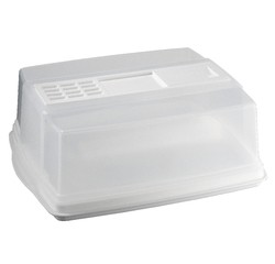acquista online Scatola antiodori per conservare i formaggi in plastica 32x27cm