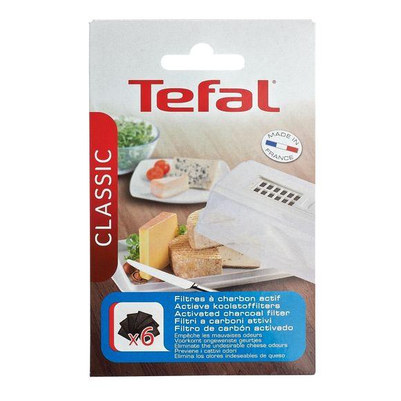 acquista online Ricarica 6 filtri antiodore per scatola per conservare formaggi