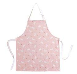 compra en línea Delantal de cocina infantil de unicornios en rosa (55 x 65 cm)