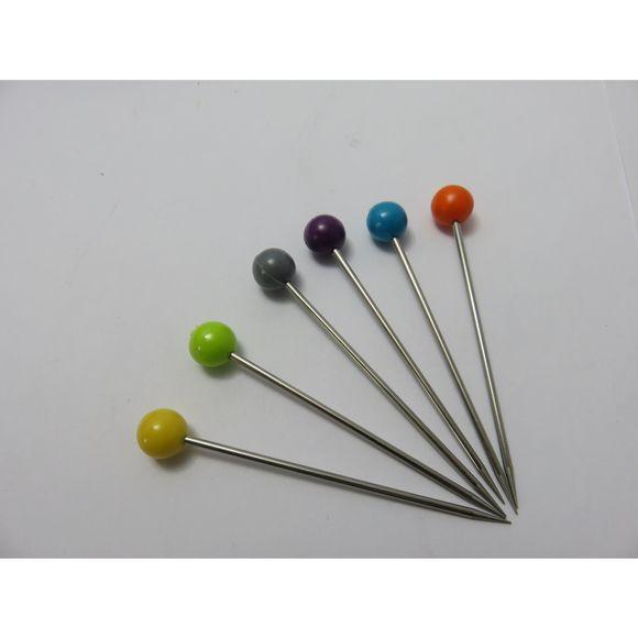 Stecchini per lumache in acciaio inox, 6 pezzi