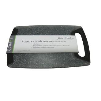 Planche à découper effet pierre 25x15cm