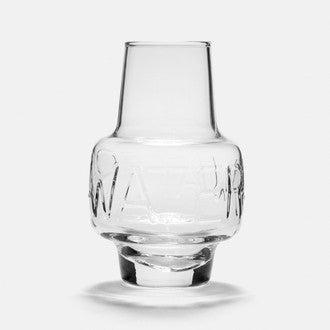 LA ROCHERE- Carafe en verre, décor Boston Water 60cl