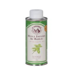compra en línea Aceite aromatizado con albahaca (250 ml)