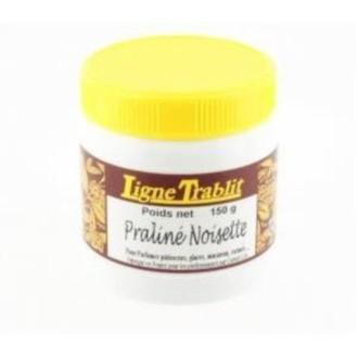 TRABLIT - Praliné de noisettes en pâte en pot 150g