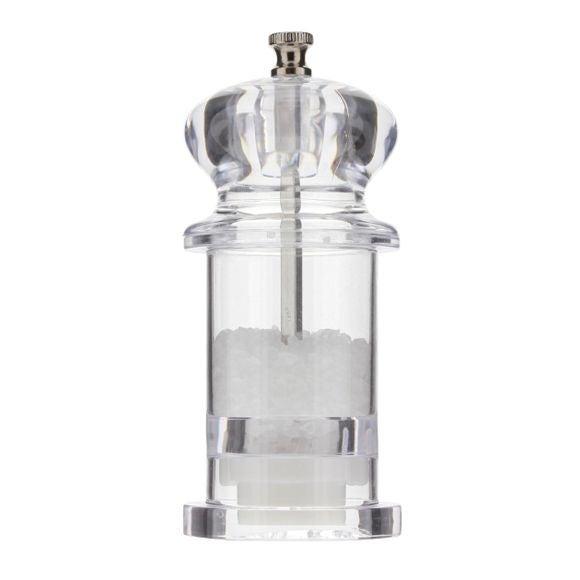 Moulin à sel Tradition en acrylique 14cm