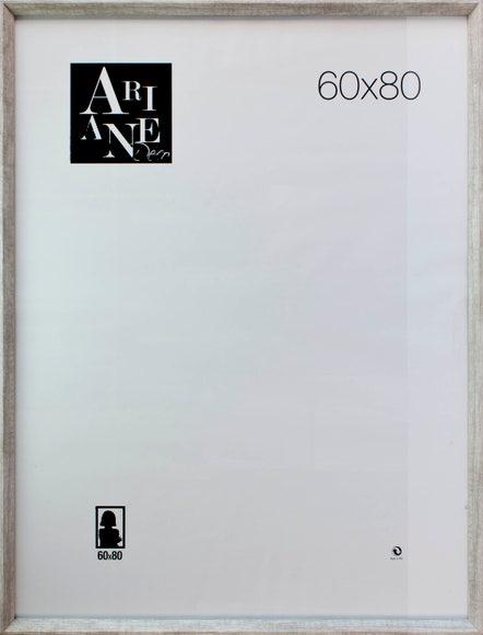 Achat en ligne Cadre moulure MDF blanchi 60x80cm
