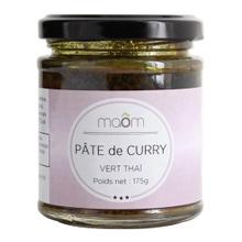 Achat en ligne Pâte curry vert 175g