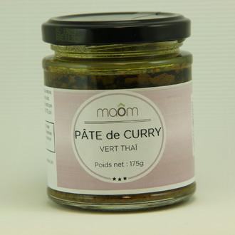 MAOM- Pâte curry vert 175g