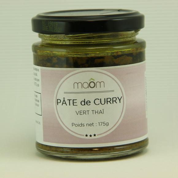 Pâte curry vert 175g