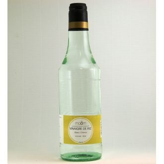MAOM -  Vinaigre de riz blanc 50cl