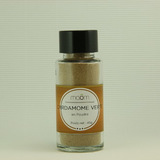 MAOM - Cardamome en poudre 45g