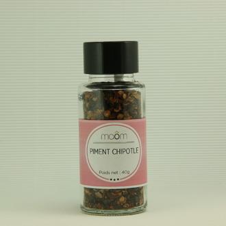 MAOM - Piment de chipotle 40g