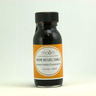 Extrait de vanille liquide Bourbon en flacon 60ml