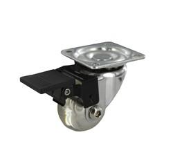 Achat en ligne Roulette pivotante à frein Ø35 20KG