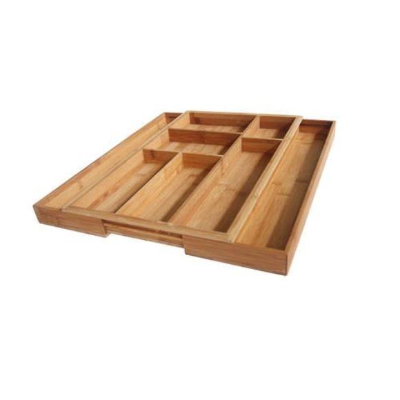 acquista online Portaposate estensibile in bambù