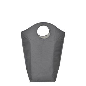 Panier à inge avec anses gris Rabat