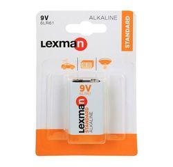 Achat en ligne Pile 9V 6LR61 alkaline