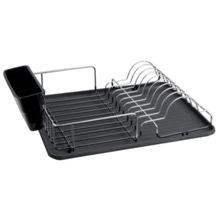 Achat en ligne Egouttoir à vaisselle / plateau assorti en matière noir