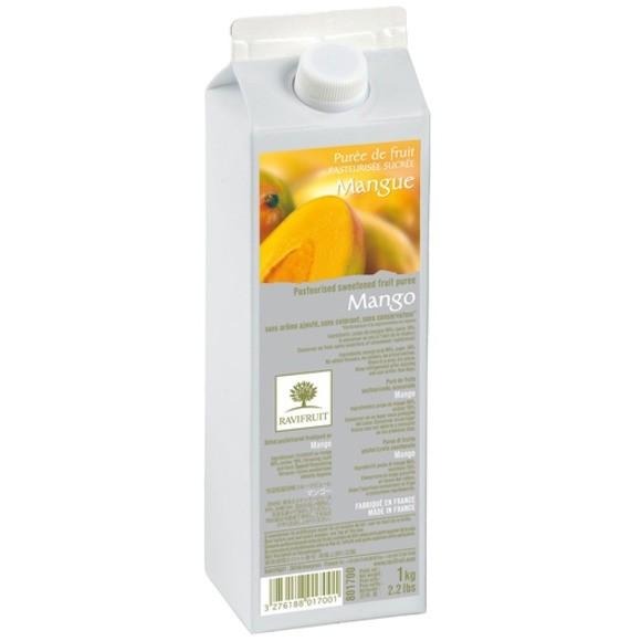 Purée de mangue brique 1kg