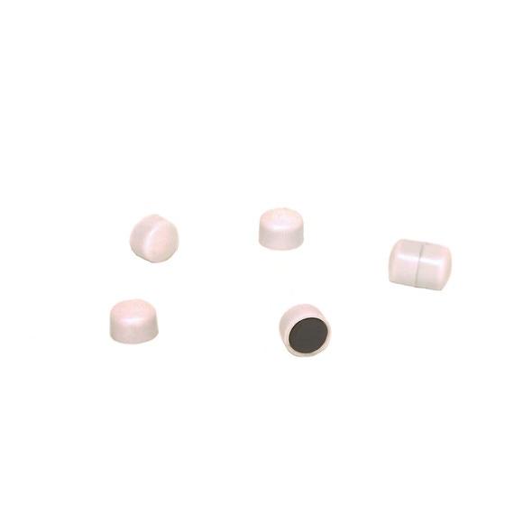 Plots magnétiques blancs
