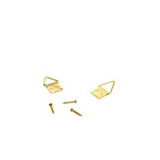 Attaches triangulaires 12mm