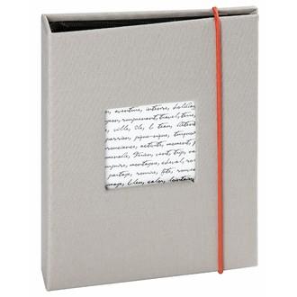 Album photo 36 vues gris Linea 11,5x15cm