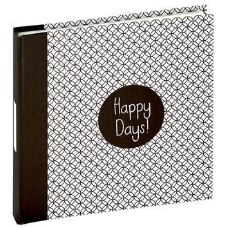 Album Happy days 80 vues zinc 10x15cm