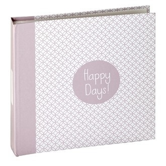 Album Happy days 80 vues blush 10x15cm