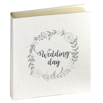 PANODIA - Album photo mariage 400vues traditionnel wedding day 30x30 cm 100 pages