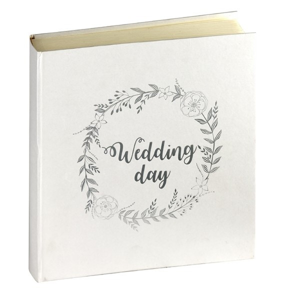 Album photo mariage 400vues wedding day 100 pages