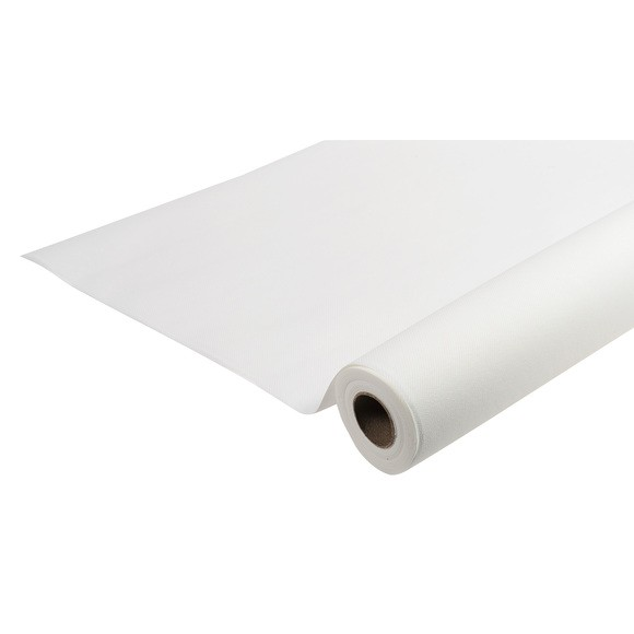nappe intissée blanc en rouleau 1,20x25m pas cher - zôdio