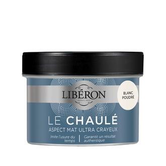 LIBERON - Peinture à effet chaulé blanc poudré en pot 250 ml