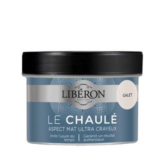 LIBERON - Peinture à effet chaulé galet en pot 250 ml