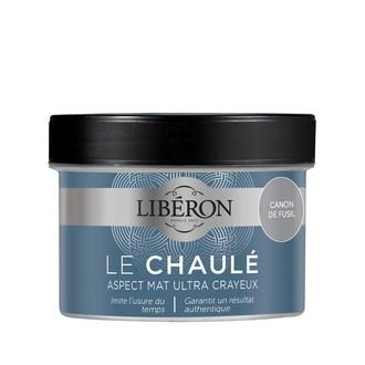 LIBERON - Peinture à effet chaulé canon fusil en pot 250 ml