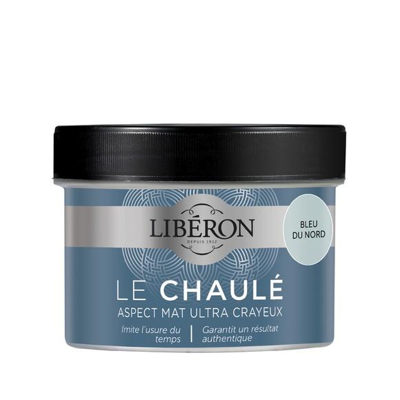Achat en ligne Peinture à effet chaulé bleu du nord en pot 250 ml