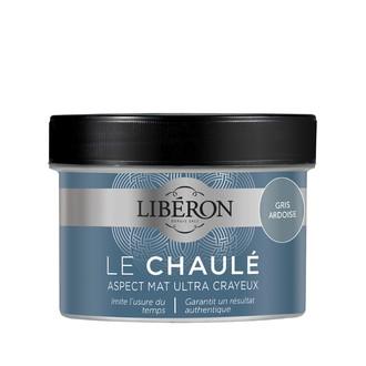 LIBERON - Peinture à effet chaulé gris ardoise en pot 250 ml