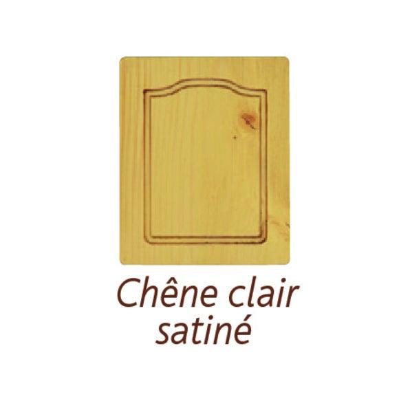 Vernis protection décoration pour meubles chêne clair 250ml