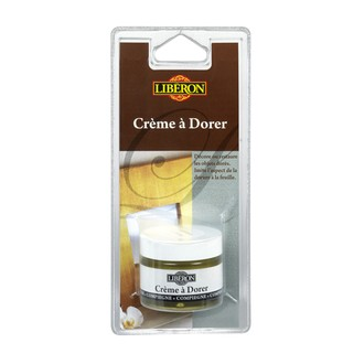 LIBERON - Crème à dorer Chantilly en pot 30 ml