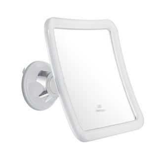 Miroir grossisant carré rotatif à ventouse X5 Bela