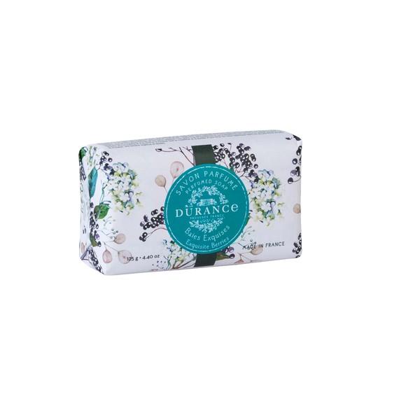 Achat en ligne Pain de savon parfumé baies exquises Les Eternelles 125g