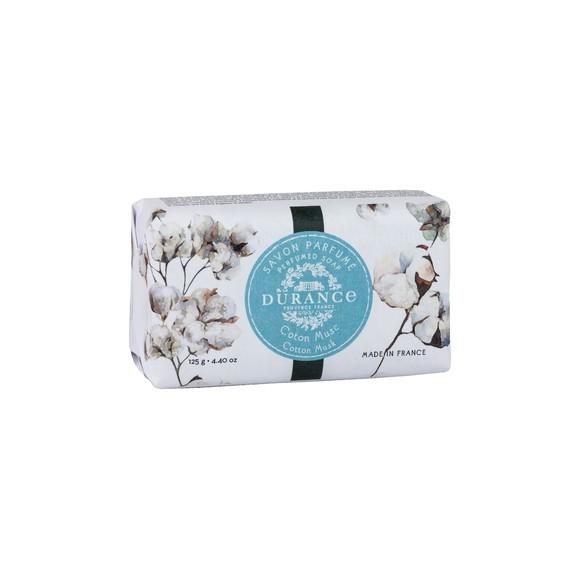 Achat en ligne Pain de savon parfumé coton musc Les Eternelles 125g