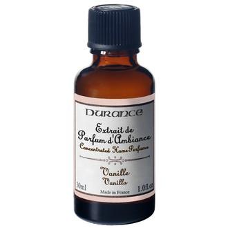 DURANCE - Extrait de parfum d'ambiance vanille 30ml
