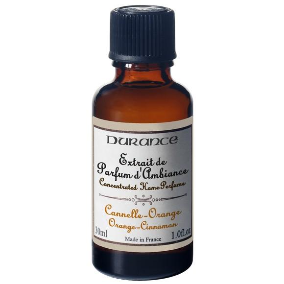 DURANCE - Extrait de parfum d'ambiance cannelle orange 30ml