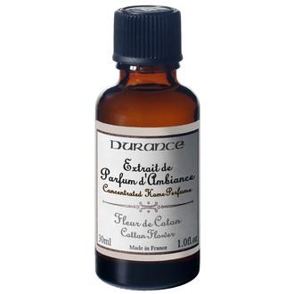 DURANCE - Extrait de parfum d'ambiance fleur de coton 30ml