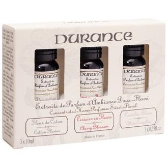 DURANCE - Coffret de 3 extraits de parfum doux