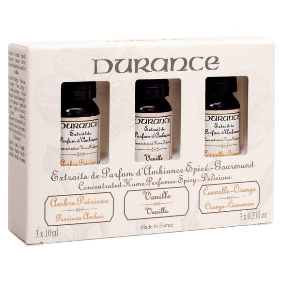 Coffret 3 extraits de parfum Epices