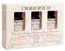 Achat en ligne Coffret 3 extraits de parfum Epices